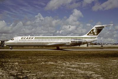 Airline Color Scheme - Introduced 1979
