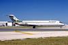 Ozark Airlines (1st) McDonnell Douglas DC-9-31 N985Z (msn 47491) MIA (Bruce Drum). Image: 102249.