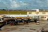 Panagra-Pan American Grace Airways (1st) Douglas DC-6B N6537C (msn 43537) MIA (Jacques Guillem Collection). Image: 906233.