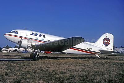 PBA (Provincetown-Boston Airline) Douglas DC-3A N31PB (msn 2201) APF (Bruce Drum). Image: 104079.