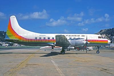 PRINAIR Convair 580 N589PL (msn 446) STT (Christian Volpati Collection). Image: 936712.