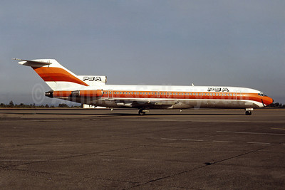 PSA (Pacific Southwest Airlines) Boeing 727-2Q8 N791L (msn 21608) SEA (Bruce Drum). Image: 100972.