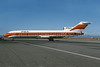 PSA (Pacific Southwest Airlines) Boeing 727-214 N545PS (msn 20169) SFO (Bruce Drum Collection). Image: 100970.