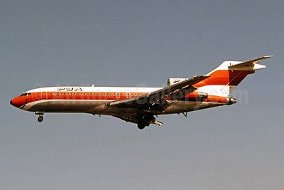 PSA (Pacific Southwest Airlines) Boeing 727-51 N978PS (msn 18801) LAX (Ron Monroe). Image: 945187.