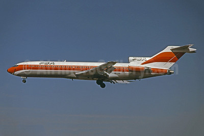 PSA (Pacific Southwest Airlines) Boeing 727-214 N551PS (msn 20679) SJC (Thomas Livesey). Image: 945189.