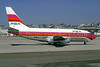 PSA (Pacific Southwest Airlines) Boeing 737-214 N382PS (msn 20155) SAN (Christian Volpati Collection). Image: 923815.