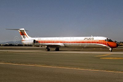 PSA (Pacific Southwest Airlines) McDonnell Douglas DC-9-81 (MD-81) N932PS (msn 48040) LAX (Ron Monroe). Image: 945183.