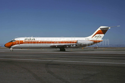 PSA (Pacific Southwest Airlines) McDonnell Douglas DC-9-32 N706PS (msn 47020) SFO (Thomas Livesey). Image: 945190.