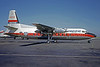 Pacific Air Lines Fairchild F-27A N2770R (msn 36) SFO (Christian Volpati Collection). Image: 931281.