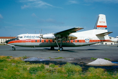 Airline Color Scheme - Introduced 1958 - Best Seller - Crashed May 7, 1964
