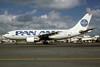 Pan Am (1st) Airbus A310-222 N807PA (msn 346) MIA (Bruce Drum). Image: 102952.