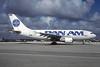 Pan Am (1st) Airbus A310-324 N812PA (msn 442) MIA (Bruce Drum). Image: 102953.