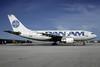 Pan Am (1st) Airbus A310-324 N818PA (msn 455) MIA (Bruce Drum). Image: 102954.