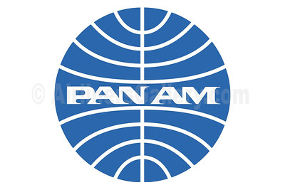 1. Pan American World Airways (Pan Am) logo