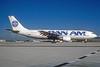 Pan Am (1st) Airbus A300B4-203 N208PA (msn 304) MIA (Bruce Drum). Image: 102949.