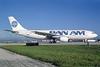 Pan Am (2nd) Airbus A300B4-203 N861PA (msn 216) MIA (Bruce Drum). Image: 103312.