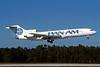 Pan Am (3rd) Boeing 727-221 N367PA (msn 22539) SFB (Fernandez Imaging). Image: 920617.