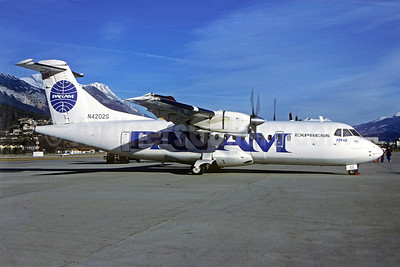 Pan Am Express ATR 42-300 N4202G (msn 050) INN (Christian Volpati Collection). Image: 922973.