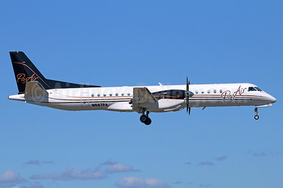 PenAir (Peninsula Airways) SAAB 2000 N687PA (msn 021) ANC (Michael B. Ing). Image: 938178.