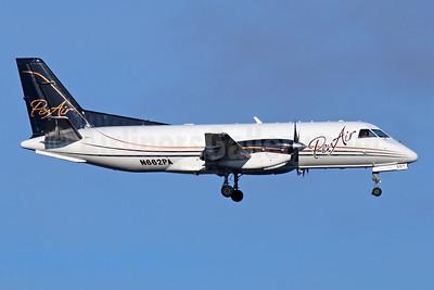 PenAir (Peninsula Airways) SAAB 340A (F) N662PA (msn 109) ANC (Michael B. Ing). Image: 925112.