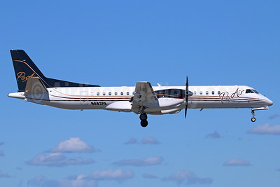 PenAir (Peninsula Airways) SAAB 2000 N682PA (msn 030) ANC (Michael B. Ing). Image: 938177.
