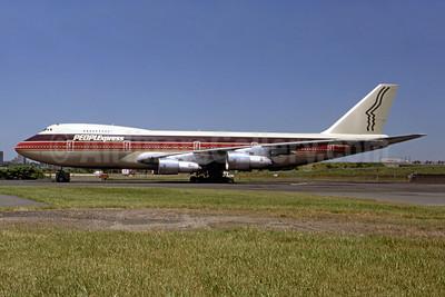 Peoplexpress (People Express Airlines) Boeing 747-227B N602PE (msn 21682) EWR (Fred Freketic). Image: 945597.