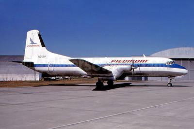 Piedmont Airlines (1st) NAMC YS-11A-205 N259P (msn 2119) Charles R. Stewart, Jr. - Fernandez Imaging Collection). Image: 930357.