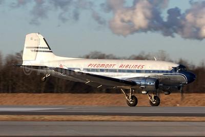 Piedmont Airlines (1st) (Carolinas Aviation Museum) Douglas C-47A-DL (DC-3A) N44V (msn 4545) CLT (Jay Selman). Image: 904461.