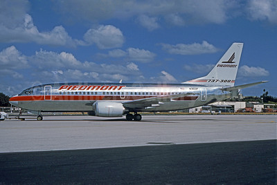 Airline Color Scheme - Introduced 1988 (USAir 1975)