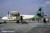 Pilgrim Airlines de Havilland Canada DHC-6-100 Twin Otter N121PM (msn 14) JFK (Bruce Drum). Image: 103367.
