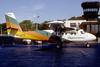 Pilgrim Airlines de Havilland Canada DHC-6-100 Twin Otter N122PM (msn 15) HVN (Bruce Drum). Image: 103368.