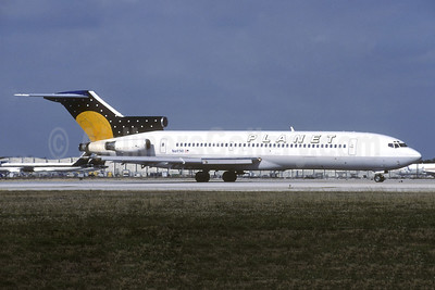 Planet Airways Boeing 727-224 N69741 (msn 22250) MIA (Christian Volpati Collection). Image: 941564.