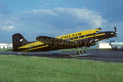 Polair (USA) Conroy Tri-Turbo Three (Douglas DC-3) N23SA (msn 4903) LBG (Christian Volpati Collection). Image: 948244.