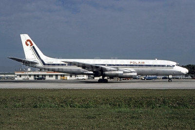 Polair (USA) McDonnell Douglas DC-8-33 (F) N715UA (msn 45386) MIA (Bruce Drum). Image: 105203.