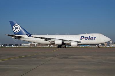 Polar Air Cargo Boeing 747-46NF N453PA (msn 30811) AMS (Ton Jochems). Image: 954067.