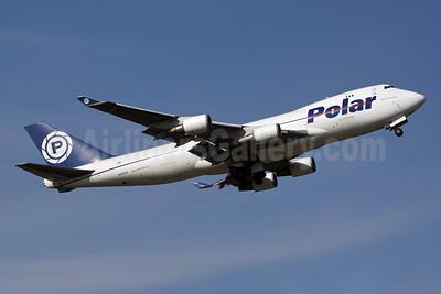 Polar Air Cargo Boeing 747-46NF N450PA (msn 30808) ANC (Michael B. Ing). Image: 903203.