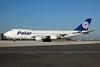 Polar Air Cargo Boeing 747-46NF N453PA (msn 30811) MIA (Bruce Drum). Image: 100579.