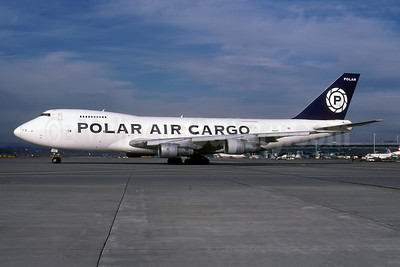 Polar Air Cargo Boeing 747-2U3B (F) N922FT (msn 22768) ZRH (Rolf Wallner). Image: 944852.