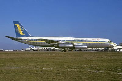 Ports of Call Convair 990-30A-5 N8357C (msn 24) MIA (Bruce Drum). Image: 103120.