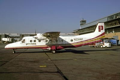 Precision Airlines Dornier 228-201 N234RP (msn 8041) PHL (Robert Drum). Image: 105319.