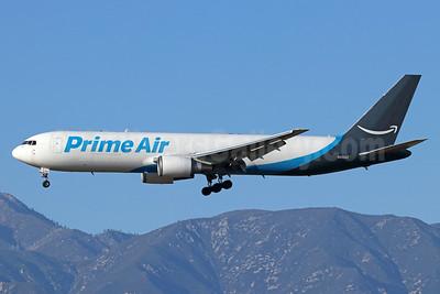 Prime Air (ATI) Boeing 767-323 ER (F) N353AZ (msn 25198) ONT (Michael B. Ing). Image: 941112.