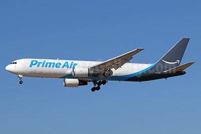 Prime Air (ATI) Boeing 767-338 ER (F) N313AZ (msn 24930) ONT (Michael B. Ing). Image: 939487.
