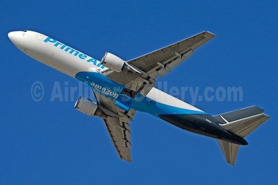 Prime Air (ATI) Boeing 767-338 ER (F) N311AZ (msn 25316) CLT (Jay Selman). Image: 403632.