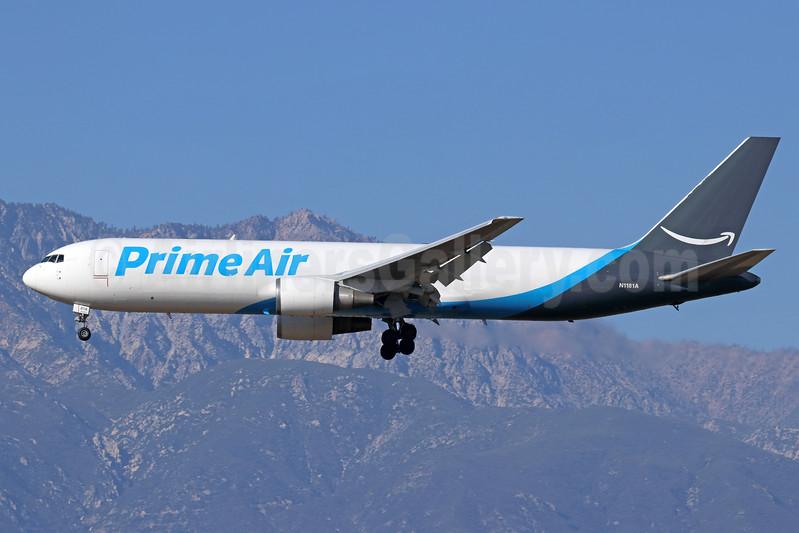 Prime Air (Atlas Air) Boeing 767-3Y0 ER (F) N1181A (msn 26206) ONT (Michael B. Ing). Image: 940995.