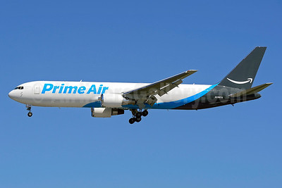 Prime Air is unveiled in Seattle on August 5, 2016