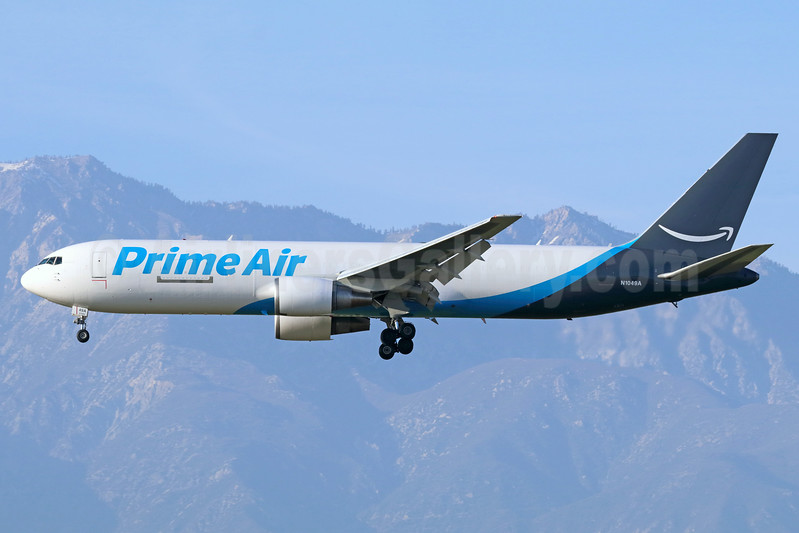 Prime Air (Atlas Air) Boeing 767-36N ER (F) N1049A (msn 30109) ONT (Michael B. Ing). Image: 937305.