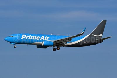Prime Air-Southern Air (2nd) Boeing 737-83N (F) WL N5179A (msn 32614) BWI (Tony Storck). Image: 951215.