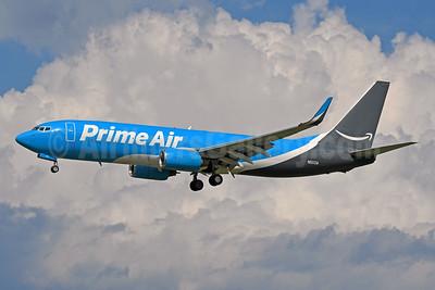 Prime Air-Southern Air (2nd) Boeing 737-83N (F) WL N5113A (msn 32611) BWI (Tony Storck). Image: 951216.