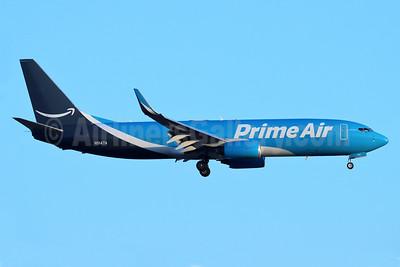 Prime Air-Southern Air (2nd) Boeing 737-83N (F) WL N5147A (msn 32882) ONT (Michael B. Ing). Image: 950430.