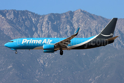 Prime Air (Sun Country Airlines) Boeing 737-83N (F) WL N5209A (msn 32579) ONT (Michael B. Ing). Image: 951518.